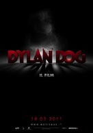 Dylan Dog: Dead of Night - Italian Movie Poster (xs thumbnail)