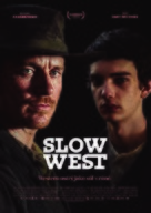 Slow West - Czech Movie Poster (xs thumbnail)