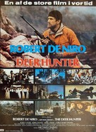 The Deer Hunter - Danish Movie Poster (xs thumbnail)
