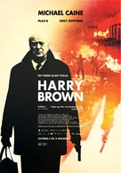 Harry Brown - Hungarian Movie Poster (xs thumbnail)