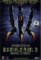 Carnosaur 3: Primal Species - Chinese DVD movie cover (xs thumbnail)
