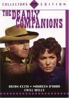 The Deadly Companions - DVD cover (xs thumbnail)
