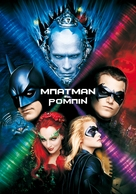 Batman And Robin - Greek Movie Cover (xs thumbnail)