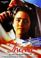 Thérèse - German Movie Poster (xs thumbnail)
