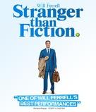 Stranger Than Fiction - Blu-Ray cover (xs thumbnail)