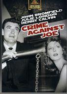 Crime Against Joe - DVD cover (xs thumbnail)