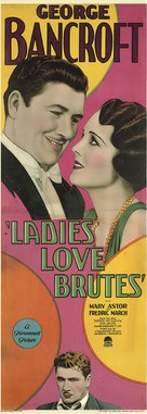 Ladies Love Brutes - Movie Poster (xs thumbnail)