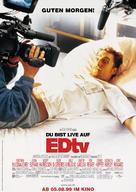 Ed TV - German Movie Poster (xs thumbnail)