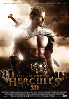 The Legend of Hercules - Dutch Movie Poster (xs thumbnail)