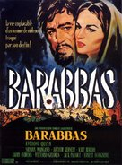 Barabbas - French Movie Poster (xs thumbnail)