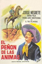 El peñón de las Ánimas - Spanish Movie Poster (xs thumbnail)