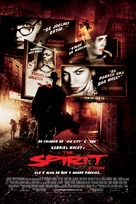 The Spirit - Brazilian Movie Poster (xs thumbnail)
