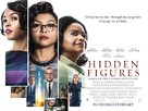 Hidden Figures - British Movie Poster (xs thumbnail)