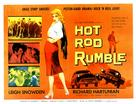 Hot Rod Rumble - British Movie Poster (xs thumbnail)