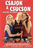 Mädchen, Mädchen - Hungarian Movie Cover (xs thumbnail)