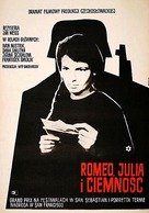 Romeo, Julia a tma - Polish Movie Poster (xs thumbnail)
