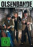 Olsen-banden ser rødt - German DVD cover (xs thumbnail)