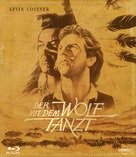 Dances with Wolves - German Blu-Ray cover (xs thumbnail)