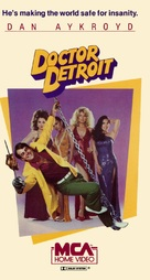 Doctor Detroit - VHS movie cover (xs thumbnail)