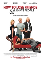 How to Lose Friends & Alienate People - Advance movie poster (xs thumbnail)