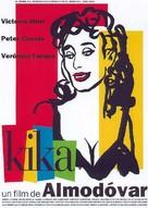 Kika - Spanish Movie Poster (xs thumbnail)