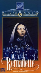 The Song of Bernadette - Italian VHS movie cover (xs thumbnail)