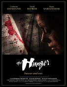 The Hunger - Movie Poster (xs thumbnail)