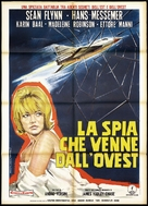 Agent spécial à Venise - Italian Movie Poster (xs thumbnail)