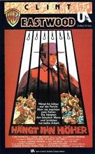 Hang Em High - German VHS movie cover (xs thumbnail)