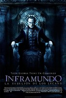 Underworld: Rise of the Lycans - Argentinian Movie Poster (xs thumbnail)
