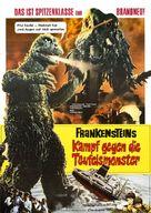 Gojira tai Hedorâ - German Movie Poster (xs thumbnail)