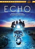 Earth to Echo - French DVD movie cover (xs thumbnail)