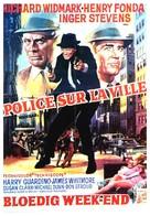 Madigan - Belgian Movie Poster (xs thumbnail)
