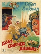 I Was a Male War Bride - French Movie Poster (xs thumbnail)