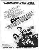Clue - poster (xs thumbnail)