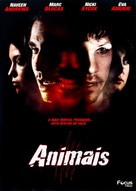Animals - Brazilian DVD cover (xs thumbnail)