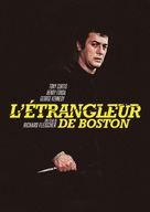 The Boston Strangler - French DVD cover (xs thumbnail)