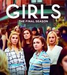 """Girls"" - Blu-Ray movie cover (xs thumbnail)"
