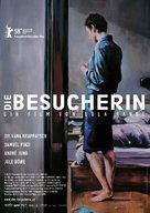 Die Besucherin - German Movie Poster (xs thumbnail)