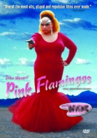 Pink Flamingos - DVD movie cover (xs thumbnail)
