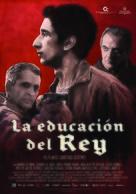 La educación del Rey - Spanish Movie Poster (xs thumbnail)