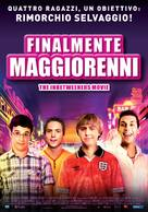 The Inbetweeners Movie - Italian Movie Poster (xs thumbnail)
