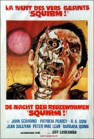 Squirm - Belgian Movie Poster (xs thumbnail)