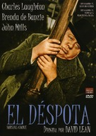Hobson's Choice - Spanish Movie Cover (xs thumbnail)