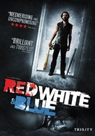 Red White & Blue - DVD cover (xs thumbnail)