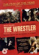 The Wrestler - British DVD cover (xs thumbnail)