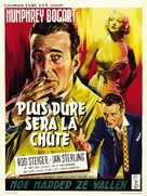 The Harder They Fall - Belgian Movie Poster (xs thumbnail)