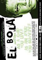 Bola, El - British Movie Poster (xs thumbnail)