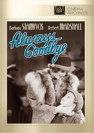 Always Goodbye - DVD cover (xs thumbnail)