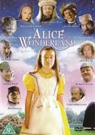 Alice in Wonderland - British Movie Cover (xs thumbnail)
